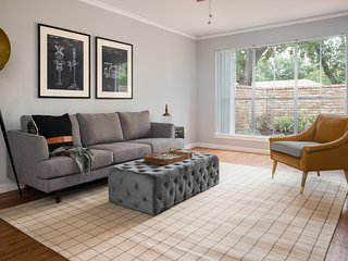 Beautiful 2BR in The Galleria by Sonder