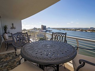 Bay Front ~ Great Amenities ~ Bella Luna 803 ~ Amazing Views ~ 2 Bedroom ~ Sleep