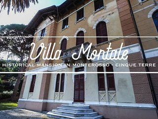 y.Villa Montale Apartment I Limoni