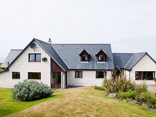 Swordle Bay House with Private Beach