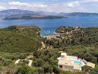 6 bedroom Villa in Corfu, Ionian Islands, Greece : ref 5433134