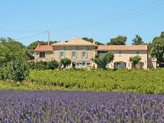2 bedroom Villa in Richerenches, Provence-Alpes-Cote d'Azur, France : ref 568807