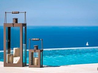 Kokkinon Khorion Villa Sleeps 12 with Pool Air Con and WiFi - 5690791