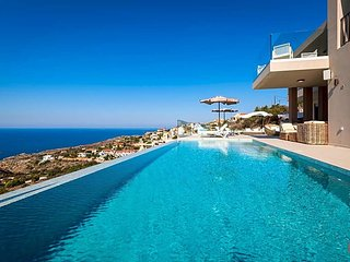 5 bedroom Villa in Kokkinon Khorion, Crete, Greece : ref 5690791