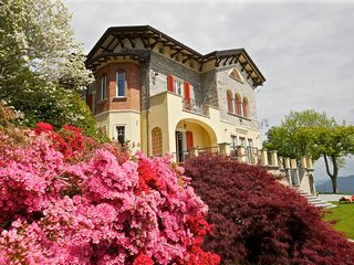 6 bedroom Villa in Premeno, Piedmont, Italy : ref 5690811