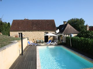 Payrignac (4 people) - Lovely village house with heated pool and large garden
