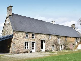 2 bedroom Villa in Saint-Georges-dAnnebecq, Normandy, France : ref 5628723