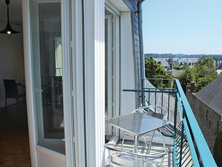 2 bedroom Apartment in Dinard, Brittany, France : ref 5675949