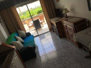 Costa Adeje, Poolside, Sunny Studio