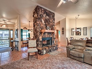 NEW! Quiet Home 10 Min. to Pinetop Country Club!