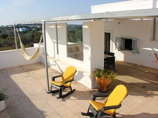 Dimora Gialla con terrazza Masseria Poesia Cisternino