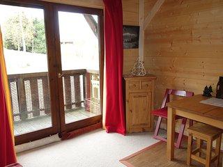 1 bedroom Apartment in Le Bettex, Auvergne-Rhône-Alpes, France : ref 5549694