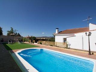 Cortijo La Erilla - Con piscina y jardin
