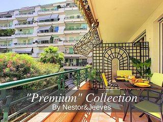 Ashley&Parker -CAPITOLE TERRASSE- Direct access to the Promenade des Anglais