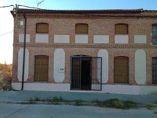 Preciosa casa de campo situada entre valladolid y Segovia