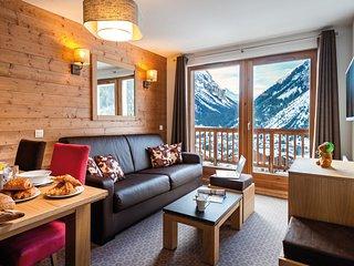 Appartement 4 pieces pour 8 | Skis aux pieds!