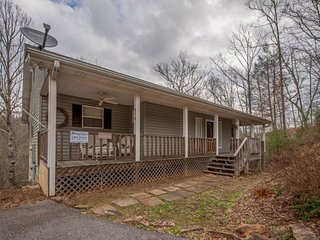 Nottely River Retreat-Blairsville