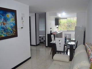 Apartamento amoblado, eje cafetero a 3 Km del Parque del Café Internet Wifi