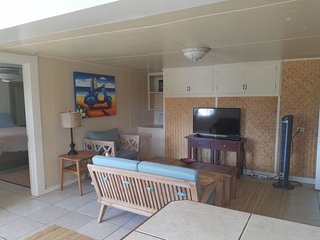 Spacious 1 Bedroom In Great Neighborhood With Easy Access To Waikiki/Downtown