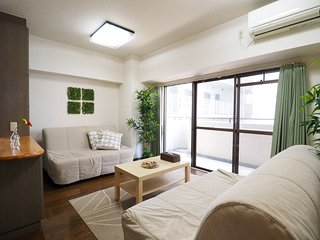 Dotonbori 5min Cozy Stay Apartment GD6