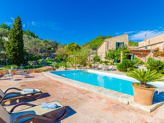SOBREAMUNT - Villa for 6 people in Esporles