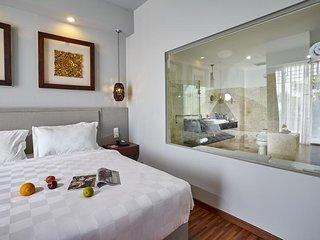 Suite room close to beach