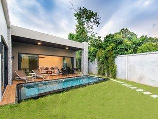 Acasia Pool Villa l Chalong bay, private pool