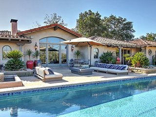 Resort-Style Amenities in Wine Country, 5-Acre 4BR w/ Pool, Spa & Clubhouse
