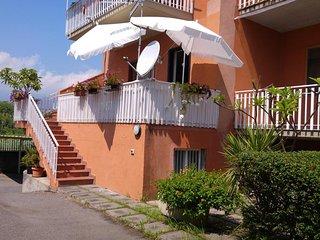 Tra Taormina e Catania meravigliosa casa con vista sull'Etna