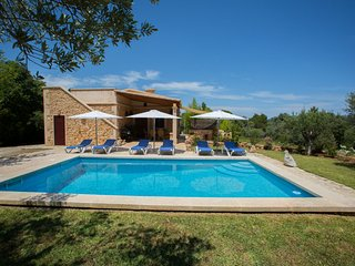 S'Alzina, rental vacation villa in Felanitx 6 people