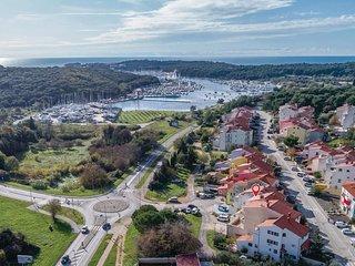2 bedroom Apartment in Vintijan, Istria, Croatia : ref 5622939