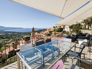 4 bedroom Apartment in Lumio, Corsica, France : ref 5690687