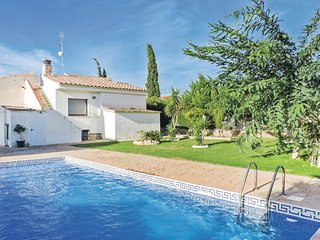 3 bedroom Villa in Las Tres Cales, Catalonia, Spain : ref 5690683