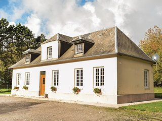 3 bedroom Villa in Carville-Pot-de-Fer, Normandy, France : ref 5550963