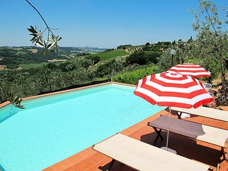 4 bedroom Apartment in Sant'Angelo in Colle, Tuscany, Italy - 5446759