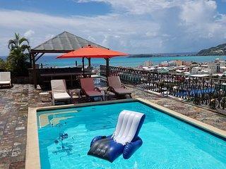 Caribbean Dream's Luxury Condo: White Angel