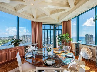 Waikiki Grand View Penthouse