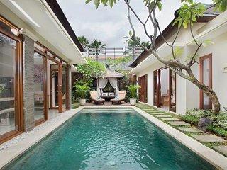 Spacious Seminyak 3BDR Pool Villa
