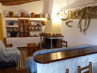 stunning cave lodging in Andalusia, trillo