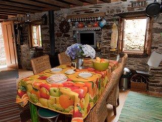 cabana del encanto ideal para famílias