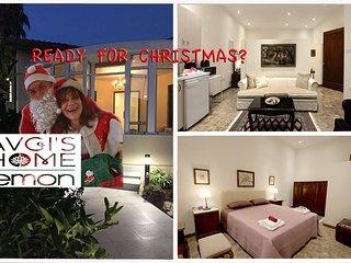 LEMON GARDEN Apartment at AVGI'S HOME Limassol Cyprus