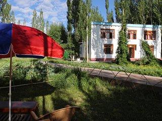 Amir homestay farmstay leh ladakh