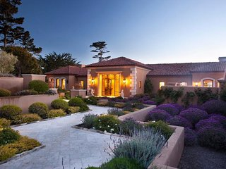The Palatial Estate of Pebble Beach | Luxury Home