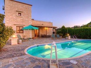 3 bedroom Villa in Atsipopoulo, Crete, Greece : ref 5415902