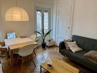 Appartement cozy avec vue sur Fourviere