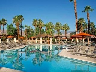 March 14-March 21 Seven nights $2200 Marriott Desert Springs Villas II
