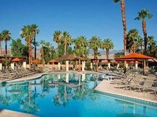 March 14-March 21 Seven nights $2200 Marriott Desert Springs Villas II
