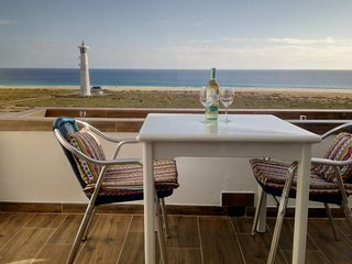 9 ''casafaromar''SEA view OFFERT Verano. free A/A&wifi..