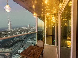 Penthouse Studio with best views of Dubai