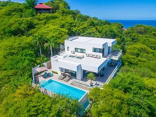 Contemporary Oceanview Mansion NEW to Rental Market!